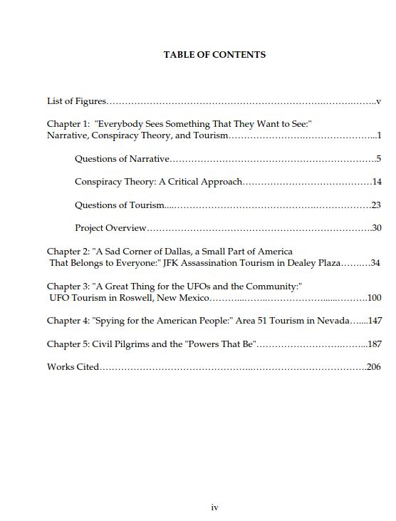 Dr Who?? : UFO PhD dissertations - free online, page 1