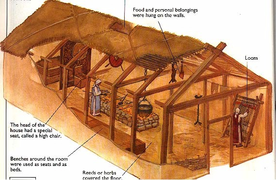 Possible Longhouse Ruins Of Viking Era Found Page 1