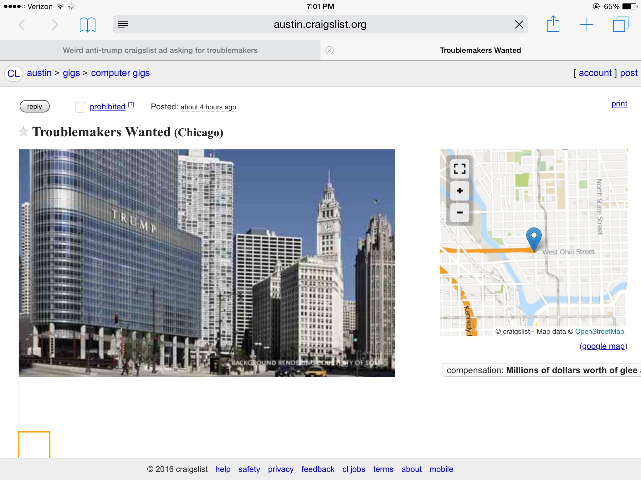 Craigs List Austin | Examples and Forms