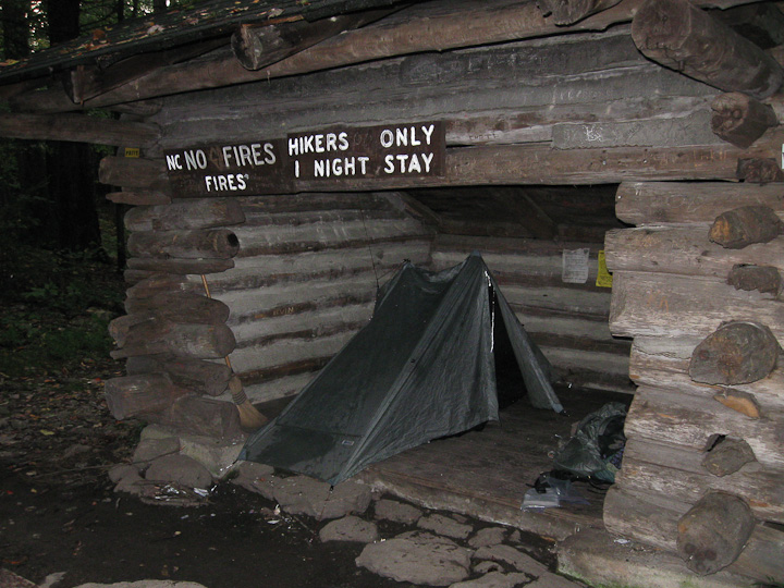 Looking To Hike The Appalachian Trail Any Suggestions Page - Appalachian trail shelters map