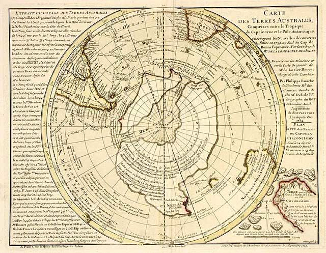 Vinland Map High Resolution Antarctica home to the...