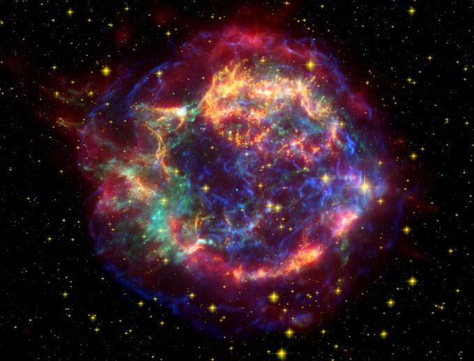Baby Neutron Star Found Inside Supernova Remnant [AWESOME ...