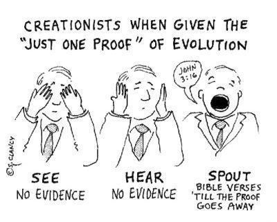 a discussion on creationism and evolution Home forums discussion and debate discussion and debate physical & life sciences creation & evolution why no evidence for creation/id tas8831, sep 1, 2017 108 109 110 replies: 2,186 views: 37,495 brightmoon.