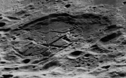 Evidence of seismic activity on the moon
