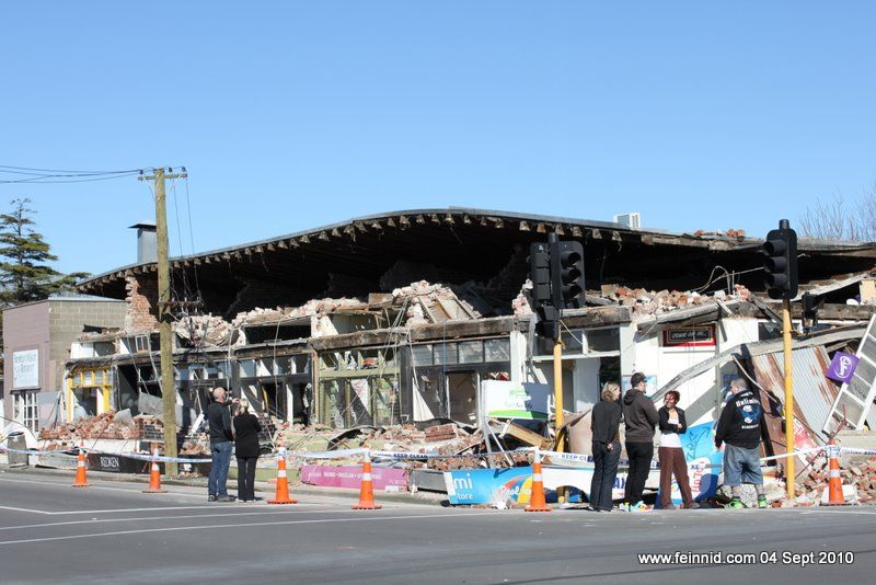 7 0 earthquake hits Christchurch, New Zealand, page 10