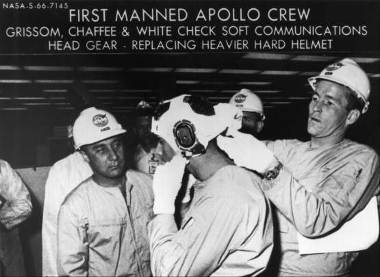 apollo spacecraft communications - photo #44