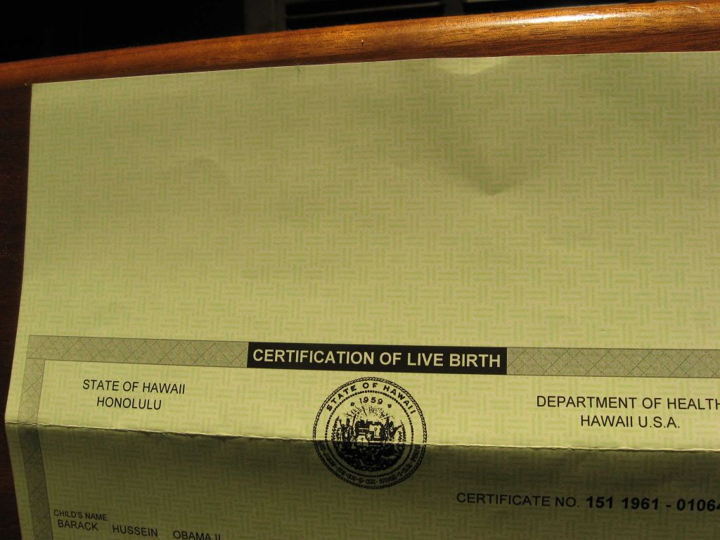 Obama birth certificate images page 1 so let me put up photos of the real birth certificate aiddatafo Image collections