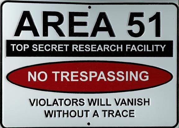 area 51 stealth fly