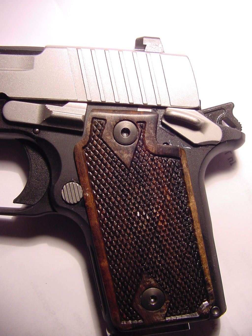 sig p238, no grips for sale? - Semi-Auto Handguns