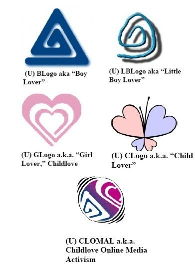 Universal Pedophile Symbols Other Info Learn These To Protect