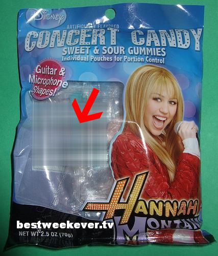 The product is sold within that package is announced by Disney as