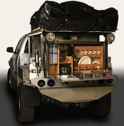 Campa Expedition Vehicle System Evs Page 1