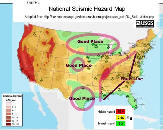 Virginia Quake39s Jolts Were Double Nuke Plant39s Design