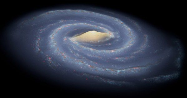 3d milky way planets - photo #41