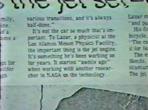 Bob Lazar - Area 51 guy : Nutbag or maybe truth? - Page 2