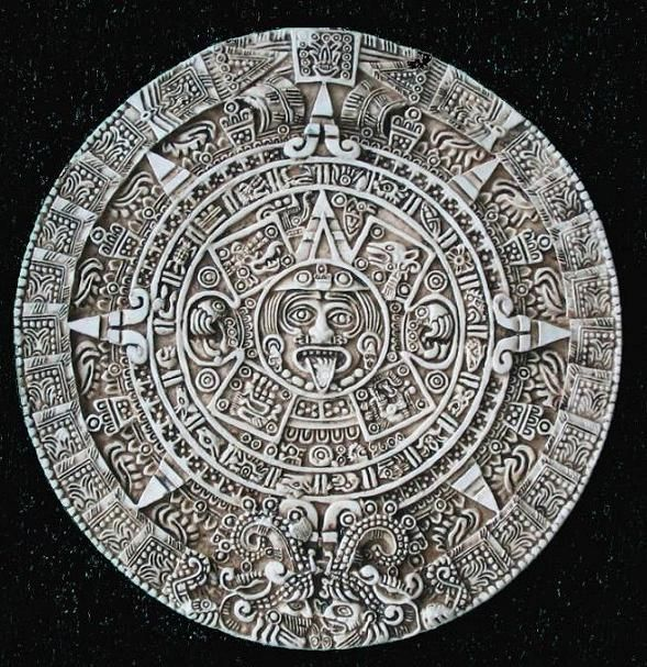Ancient Aliens Mayan Artifacts