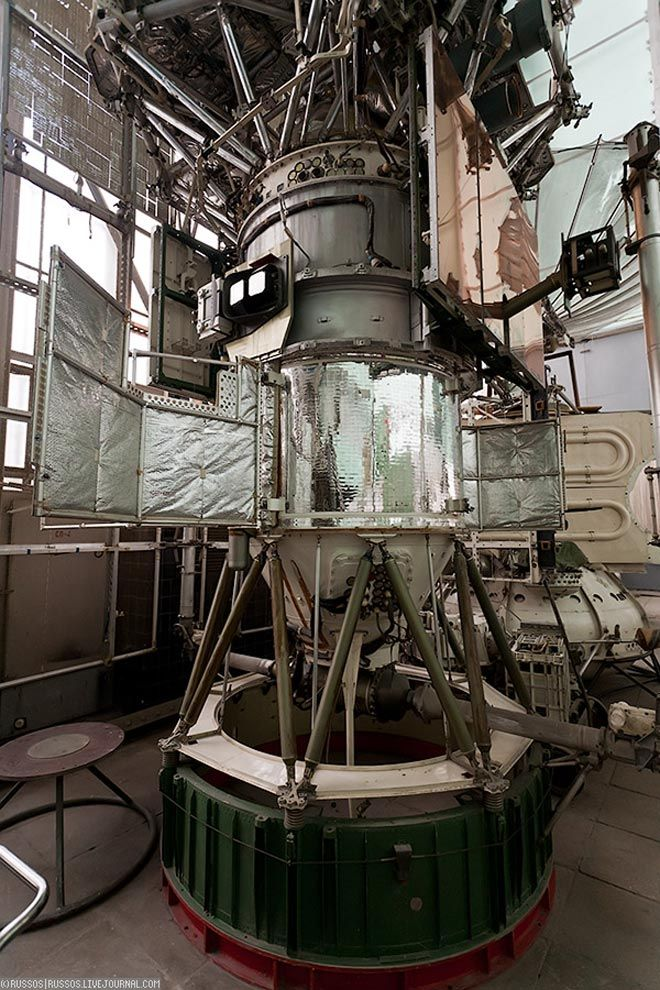 russian moon landing module -#main
