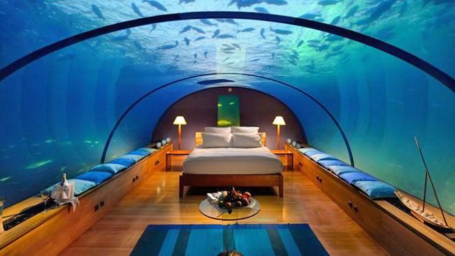 The underwater hotel page 1 for Really cool hotels