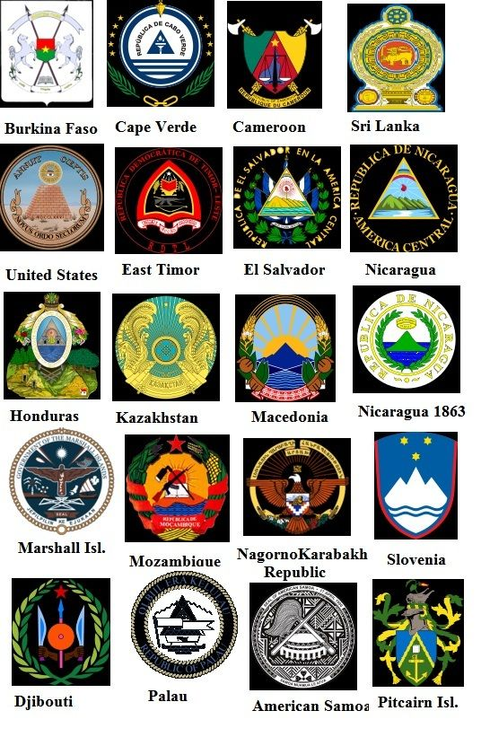 Illuminati Symbolism In Coats Of Arms Page 1
