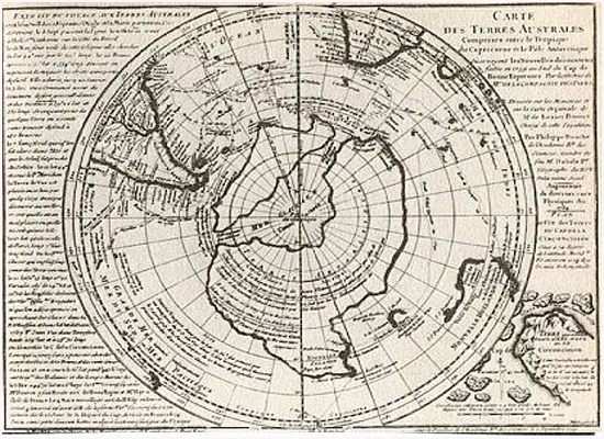Origins of unexplained maps | ORDER OF THE CRITICAL BELIEVERS