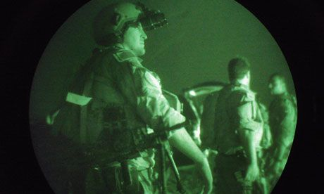 Seal Team 6: inside the Osama bin Laden assassination squad, page 1