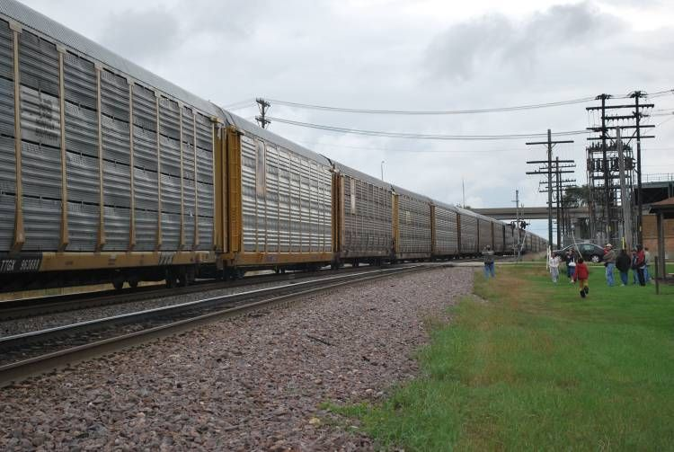 second image for Fema Trains Are For Fema Coffins with FEMA Trains Being Stationed and Lined Up in San Francisco ...
