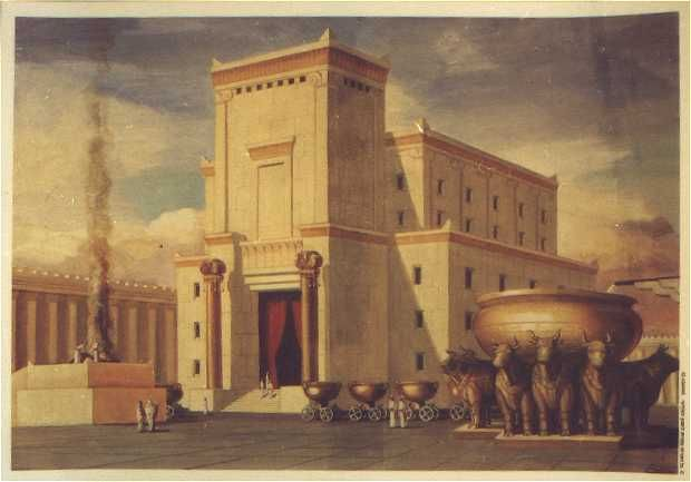 Image result for images of king solomon's temple