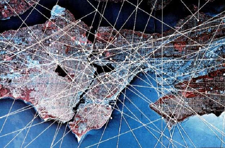 Ley Lines What They Are Not And What They May Be Page - Us ley lines map