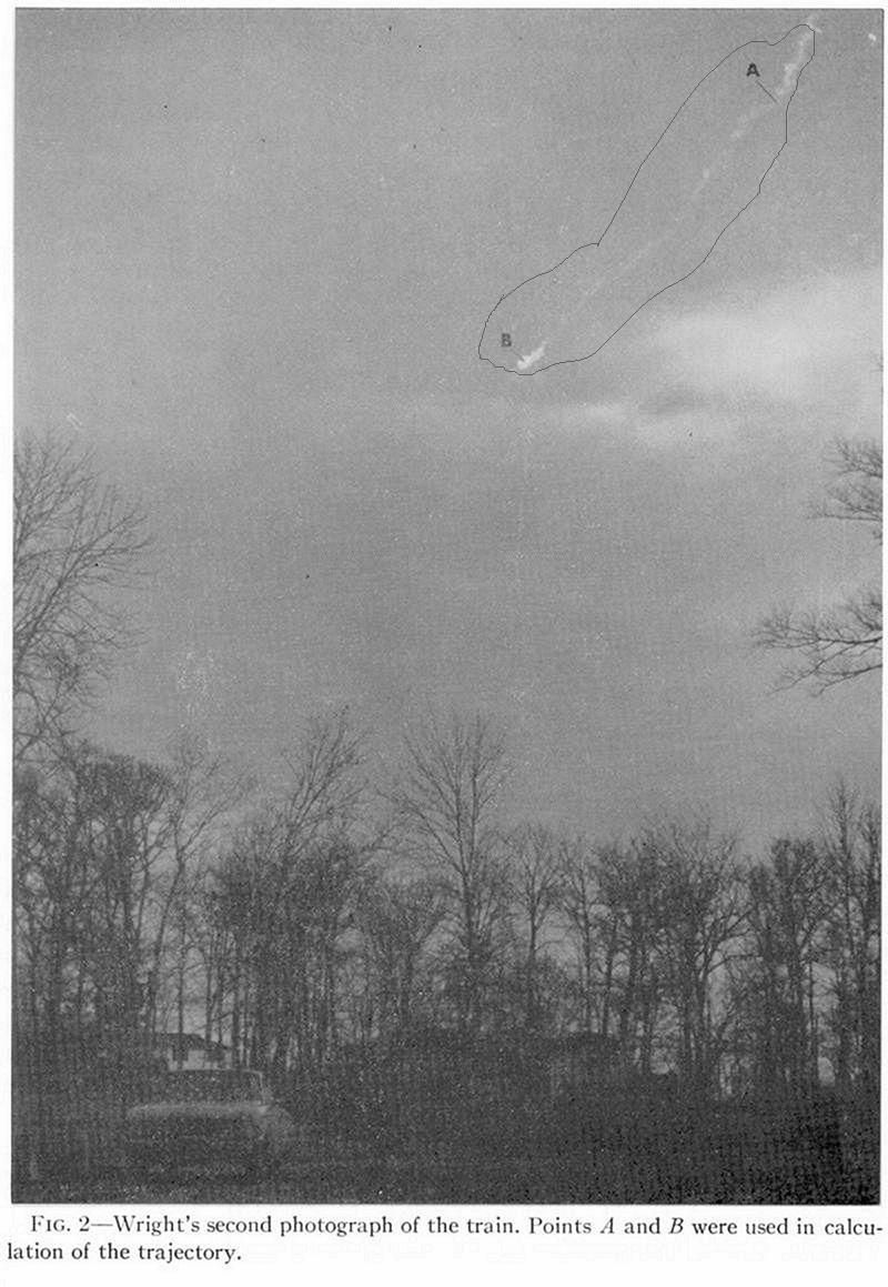 The Kecksburg UFO Crash: December 9th, 1965, page 1