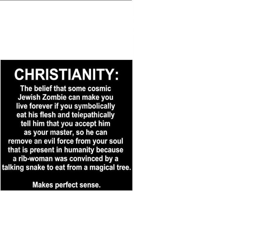 Define christanity