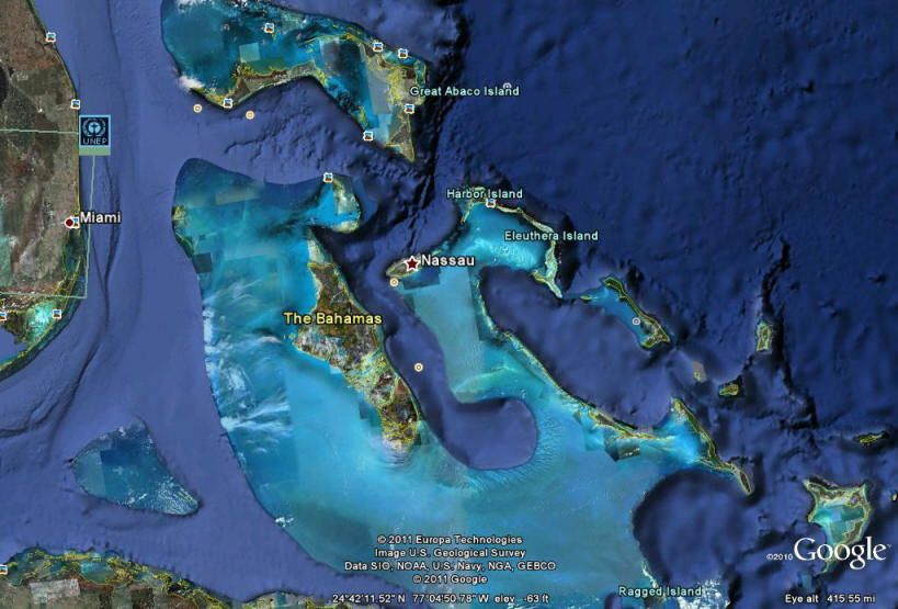 The Bahamas Is The Location Of Former Atlantis Page - Where are the bahamas