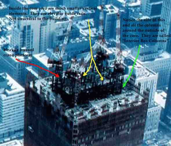 The Wtc Had A Concrete Core Hoax Page 1