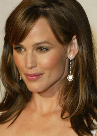 jennifer garner hair color. jennifer garner hair.