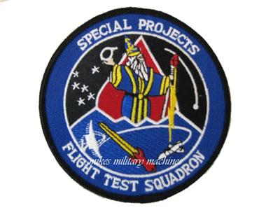 special projects patch