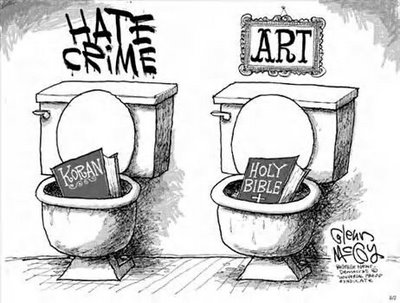 Muhammad cartoons