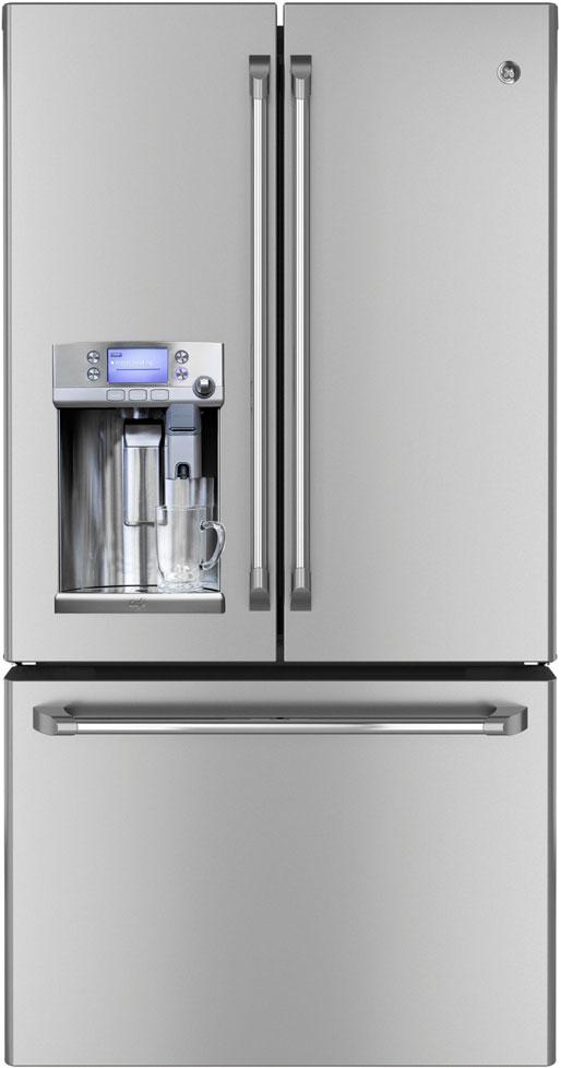 Refrigerator Has A Keurig Coffee Maker