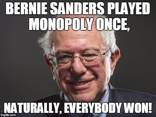 bernie sanders freebies memes